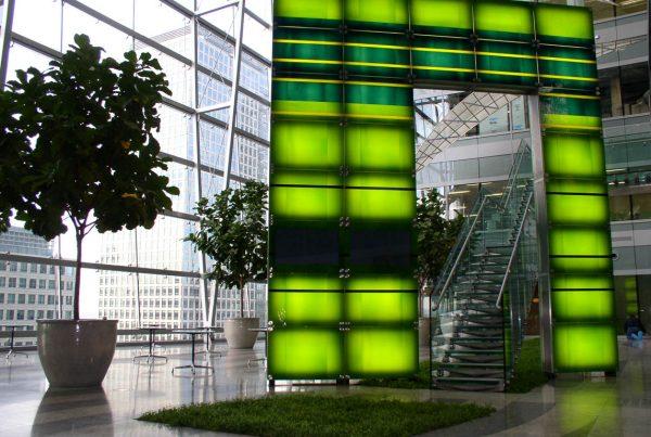 McGraw-Hill Atrium